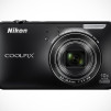 Nikon COOLPIX S800c Android Camera (black)