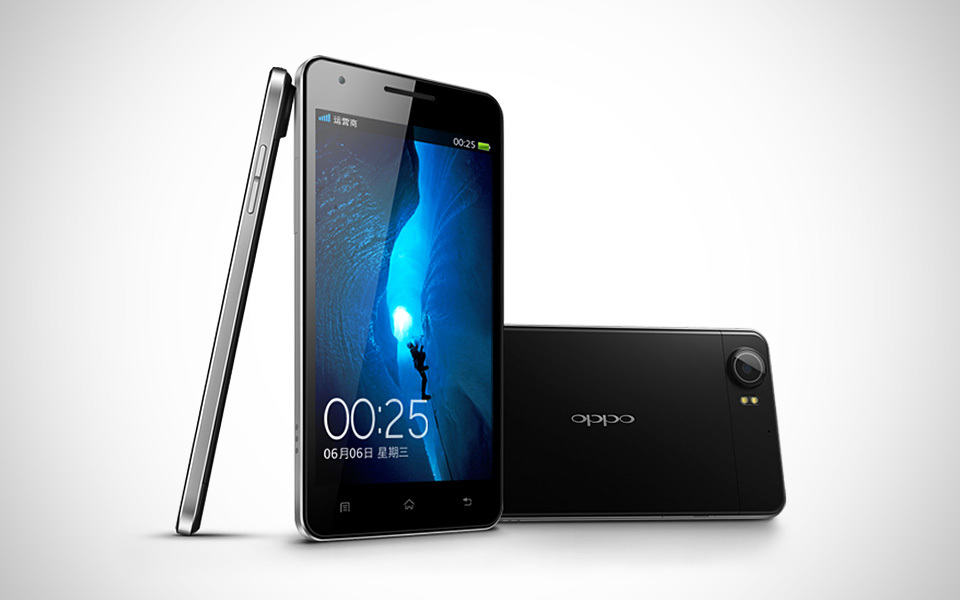 Oppo Finder Smartphone Mikeshouts