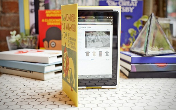 Out of Print eBook Jackets