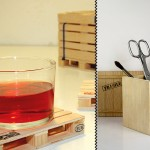 Pallet Coasters & Desk Crates