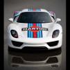 Porsche 918 Spyder Hybrid Martini Racing