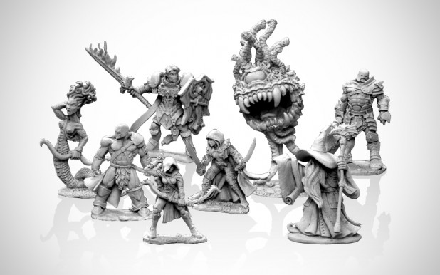 Reaper Miniatures Bones Figures