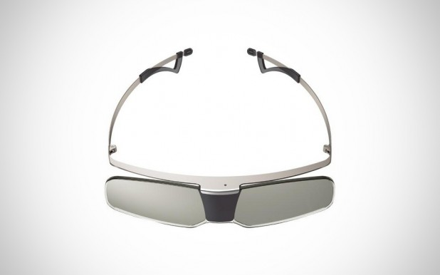 Sony TDGBR750 Titanium 3D Active Glasses