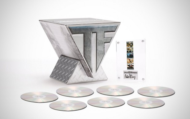 Transformers Limited Edition Collectors Trilogy