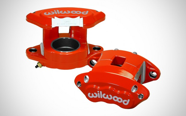 Wilwood Forged Billet D154 Replacement Caliper