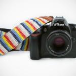 ZigZag Camera Strap
