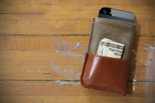 Durables iPhone 5 Wallet by DODOcase