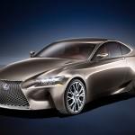 Lexus LS-CC Concept Car