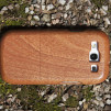 Natural Wood Cases for Samsung Galaxy S III Sapele