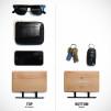 PLANK Magnetic Floating iPhone Shelf