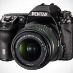 Pentax K-5 II & K-5 IIs DSLR Cameras