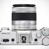 Pentax Q10 Digital Camera in Silver
