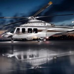 Pininfarina Edition Agusta AW139 Helicopter