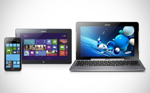 Samsung ATIV Family Product