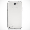 Samsung GALAXY Note II in Marble White