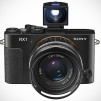Sony Cyber-shot RX1 Digital Camera with optional accessory