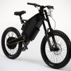 Stealth The Bomber Electric Bicycle in Jet Black