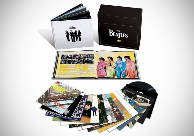 The Beatles Studio Album Remasters on 180-Gram Vinyl