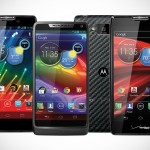 Three New Motorola RAZR Smartphones