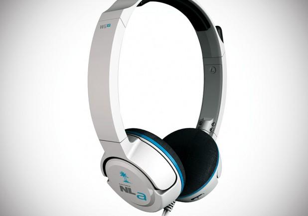 Turtle Beach Ear Force NLa Gaming Headset - White