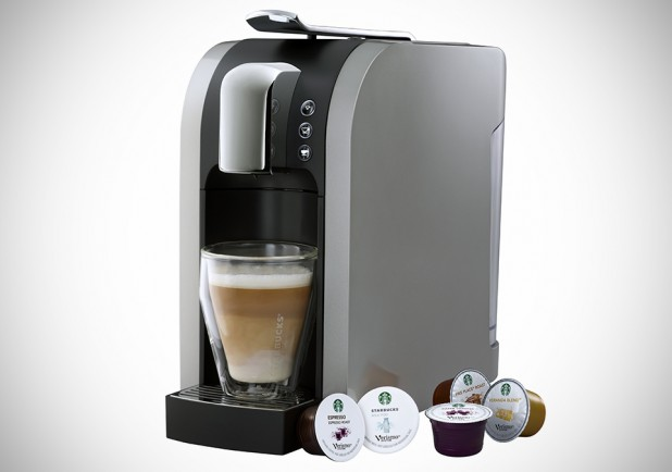 Verismo System by Starbucks