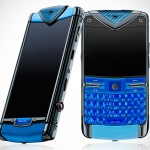 Vertu x Italian Independent Constellation Blue Smartphones