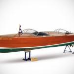 """1931 Dodge 21'6″ Split Cockpit Runabout """"Elgin"""""""