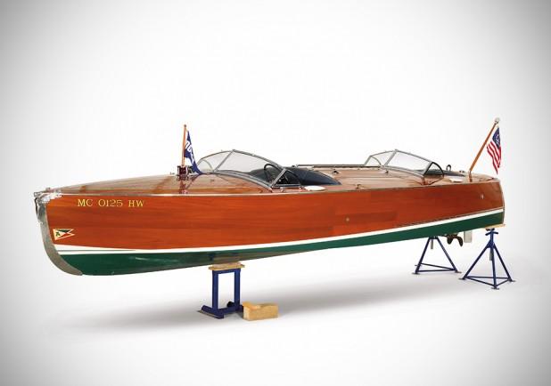 """1931 Dodge 21'6"""" Split Cockpit Runabout """"Elgin"""""""