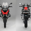 2013 BMW R 1200 GS in Racing Red - Front & Back
