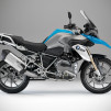 2013 BMW R 1200 GS in Blue Fire - Profile