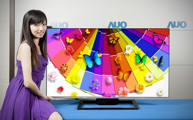 AUO 65-inch 4K Ultra HD TV
