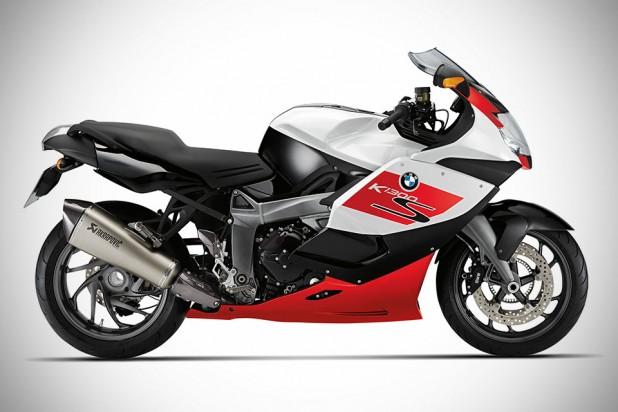 Мотоцикл БМВ k1300s #8