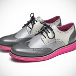 Cole Haan Waterproof & Reflective Wingtips