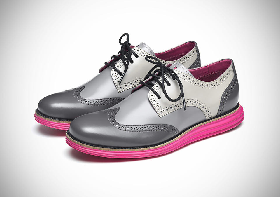 Cole Haan Waterproof LunarGrand Wingtips