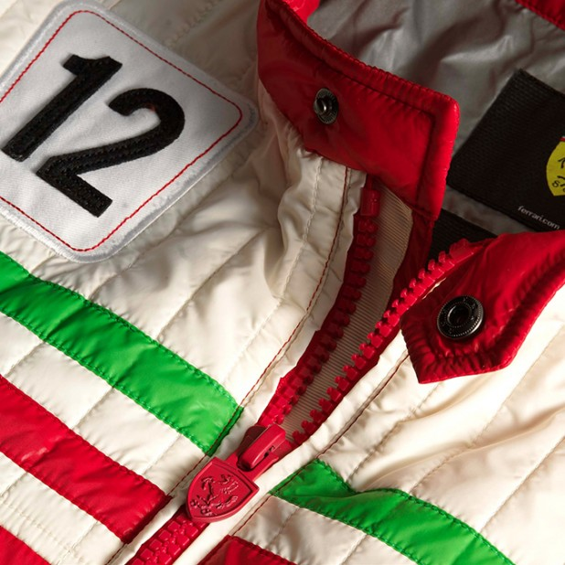 Ferrari Shield Vintage Jacket