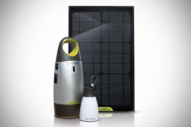 Goal Zero Family Emergency Solar Essentials Kit