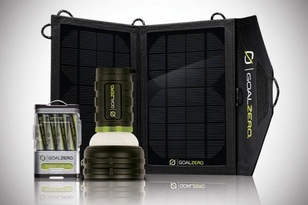 Goal Zero Personal Emergency Solar Essentials Kit