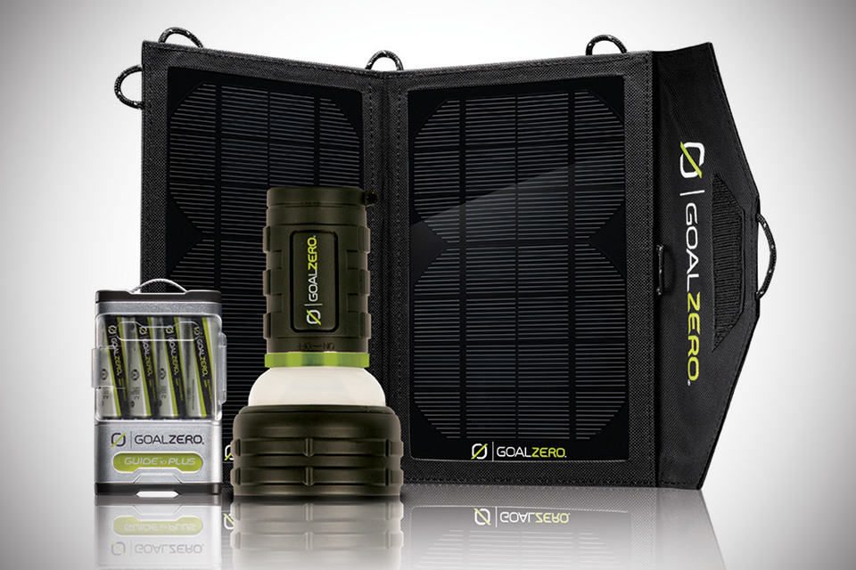 Portable solar power to power anything, anywhere! View Goal Zero's lightweight and portable power solutions for small, medium and large devices!
