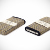Griffin x Otis James iPhone Sleeves - Gold & Navy Plaid