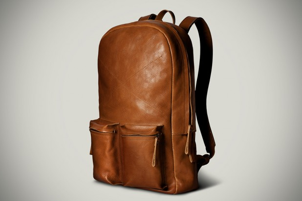 Hard Graft Old School Laptop Rucksack