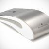Intelligent Design Titanium Mouse - White