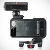 KLYP case with ML120 LED light and Pocket tripod