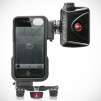 KLYP case with both the ML240 LED light and Pocket tripod
