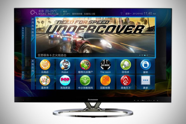 Lenovo S Series Smart TV powered by Marvell