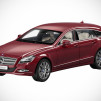 Mercedes-Benz CLS Shooting Brake 1:18 Scale in Thulite Red