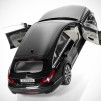 Mercedes-Benz CLS Shooting Brake 1:18 Scale in Obsidian Black