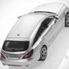 Mercedes-Benz CLS Shooting Brake 1:43 Scale