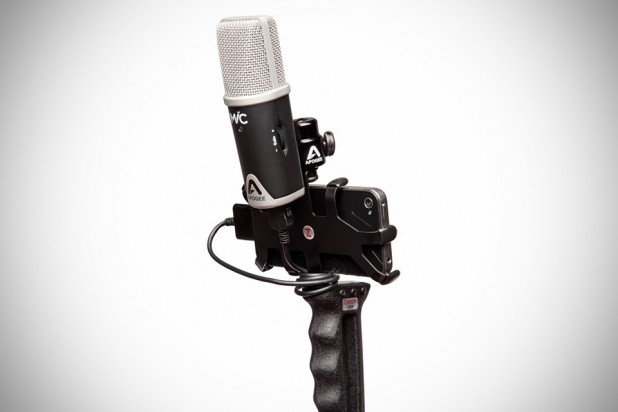 Apogee MiC / Zacuto Zgrip Jr. Kit
