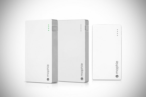 Mophie Juice Pack Powerstation in White