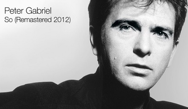 Peter Gabriel So (Remastered 2012)